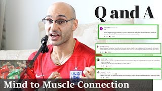 Gambar cover Q and A: Is Mind to Muscle Connection Overrated ?