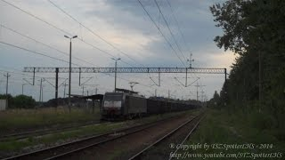 preview picture of video '[CTL] Siemens EuroSprinter E189 - 451 w drodze do Elektrowni Połaniec'