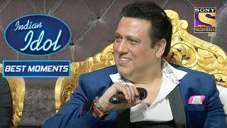 Govinda जी के लिए Present किये गए कुछ Special Performances | Indian Idol Season 12 | Best Moments