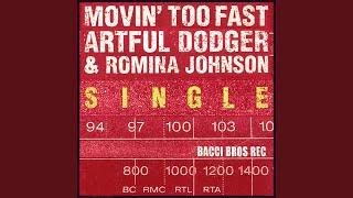 Movin' Too Fast - Radio Edit