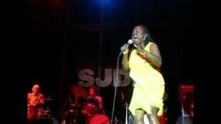 Sharon Jones & The Dap Kings - You'll Be Lonely - Williamsburg Park Bklyn Aug 18 2012