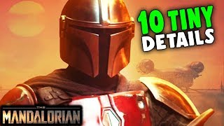 The Mandalorian Episode 2: 10 Tiny Details You May Have Missed