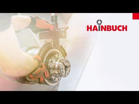 HAINBUCH at EMO 2019