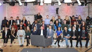 CBS News Millennial voter town hall