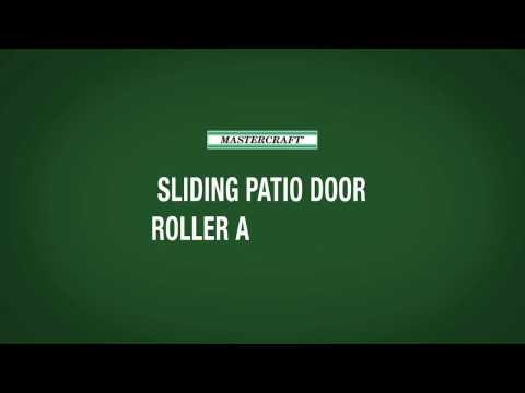 MASTERCRAFT Exterior Doors > Exterior Doors > Sliding Patio Door Roller Adjustment