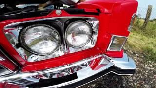 Cadillac Eldorado Convertible 1973