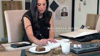 Magnolia Home By Joanna Gaines: The Inspiration Behind The Vision | Living Spaces