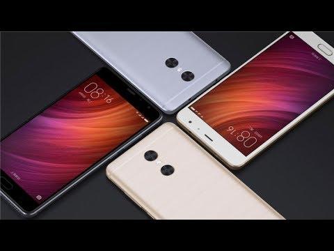 Xiaomi Redmi Pro Review 5,5\'\'OLED 64GB 3GB Helio X25 2,52GHz