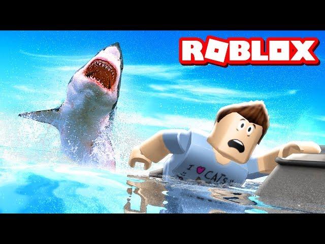 Monster Shark In The Lake Roblox Sharkbite Youtube Roblox Shark Bite Aquatic Videos