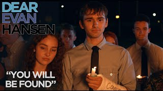 """You Will Be Found"" from the DEAR EVAN HANSEN"
