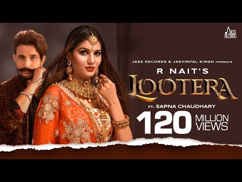 Lootera Full Hd R Nait Ftsapna Chaudhary Afsana Khan B2gether New Songs Jass Records