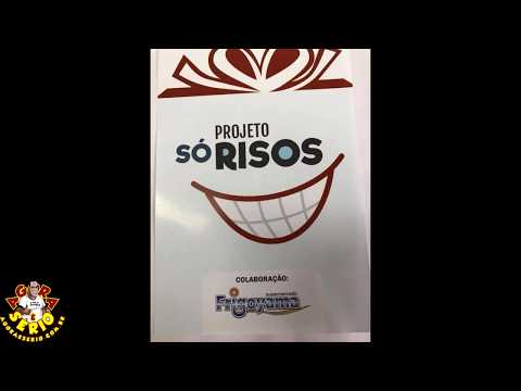 O projeto SÓ RISOS realizado pelo Frigoyama tem como objetivo distribuir nas escolas municipais kit de higiene bucal.