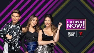 ¡EN VIVO! La alfombra roja de los E! People's Choice Awards   #PCAs    Latinx Now!