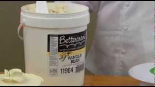 vanilla bean buttercream icing recipe