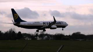 Ryanair Flight 670 (Dublin to BHX)