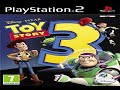 Toy Story 3 Video Game ps2 Full 100 Walkthrough