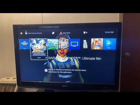 How to sign into playstation network