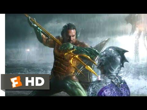 Download Aquaman (2018) - Aquaman Vs. King Orm Scene (10/10) | Movieclips HD Mp4 3GP Video and MP3
