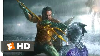 Aquaman (2018) - Aquaman vs. King Orm Scene (10/10) | Movieclips