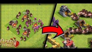 BİNİCİ SHOW YAPTIK !! | Clash Of Clans
