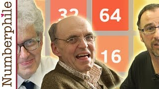 Professors React to 2048 - Numberphile