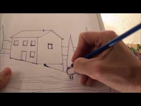 Tipps für Anfänger der Acrylmalerei (11): Zeichnungen übertragen