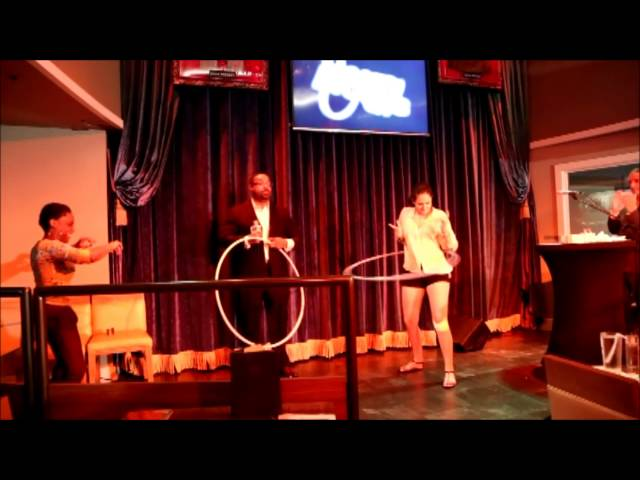 Game Show with Myron Mays: Hoola Hoops