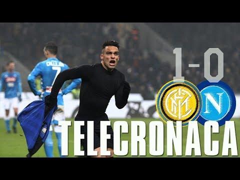 Il Gol di Lautaro commentato da Trevisani, Tramontana, Delfino ecc..
