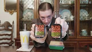 How Good is McDonald's New Szechuan Sauce? - Video Youtube