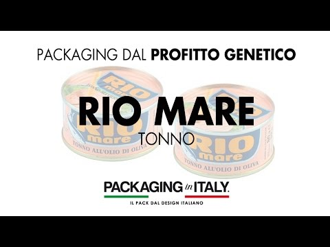 04 Packaging Profitto Genetico™ : Tonno Rio Mare