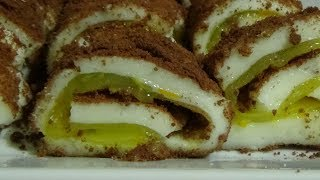 "#турецкаякухня Турецкий десерт ""паша лукум"".Рецепт султан сарма."