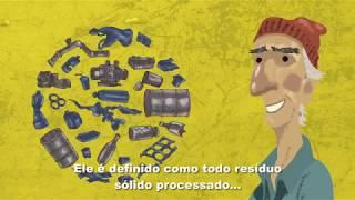 Vídeo: Um Mar de lixo