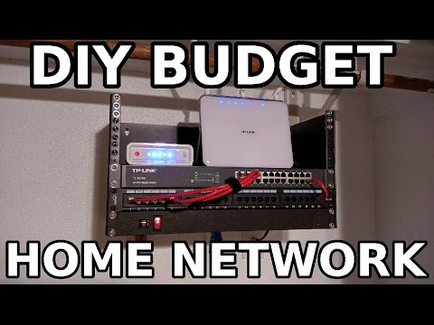 Budget Home Network Tour/How To