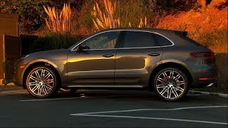CNET On Cars - On the road: 2015 Porsche Macan Turbo