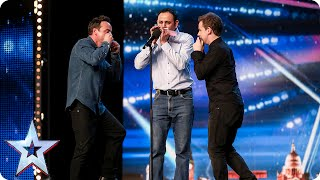 Ant and Dec get in on the act | Britain's Got Talent 2015