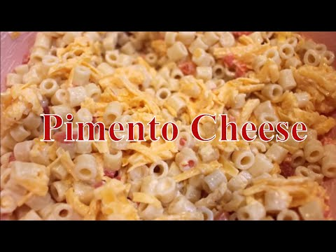 Pimento Cheese Pasta Salad With Linda's Pantry