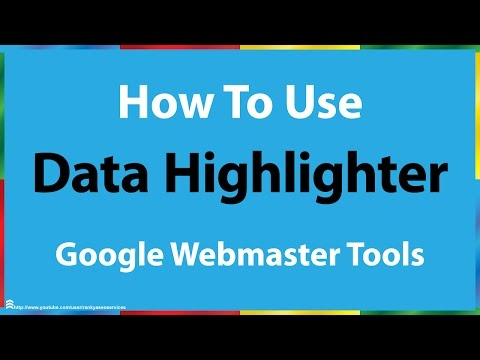 How to Use Google Search Console Data Highlighter
