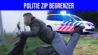 POLITIE PROOF BEGRENZER PIAGGIO ZIP | VOL GAS MET JOEY