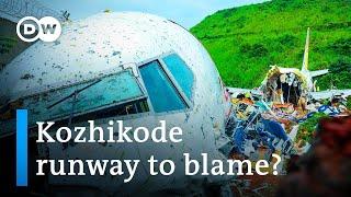 India: Kozhikode plane crash leaves at least 18 dead   DW News