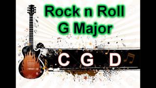 BackingTrack - Rock n Roll - G Major