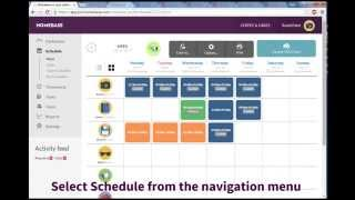 Build and Publish Your Schedule - Homebase Training