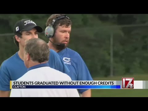 Clayton high staff asked about grade changing involving athletes, officials confirm