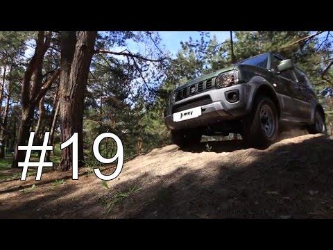 Suzuki  Jimny Внедорожник класса J - тест-драйв 4