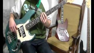 Descendents - Dog And Pony Show (Bass Cover)
