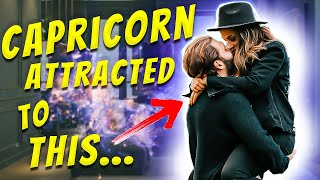 CAPRICORN LOVE : WHAT is a CAPRICORN MAN ATTRACTED TO?