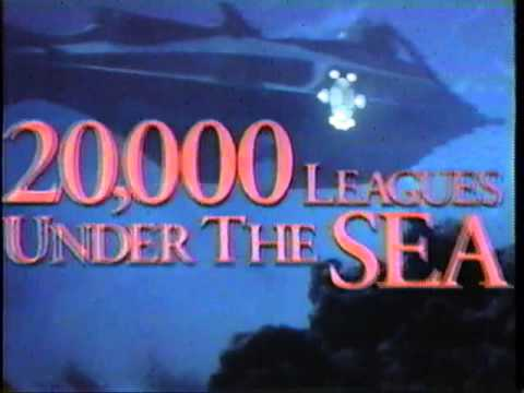 20,000 Leagues Under the Sea Movie Trailer