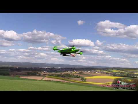 Video zum Test des Blade Zeyrok von Horizon Hobby im Vertrieb von MBZ Brakel