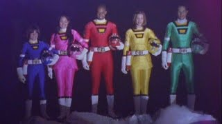 Power Rangers Turbo - Passing the Torch Power Transfer