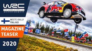 WRC 2020: Neste Rally Finland Magazine - Teaser