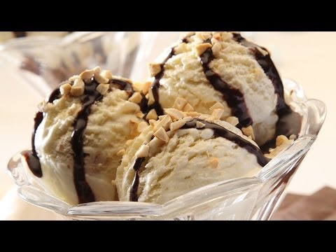 Video Vanilla Ice Cream | Easy 3 step recipe